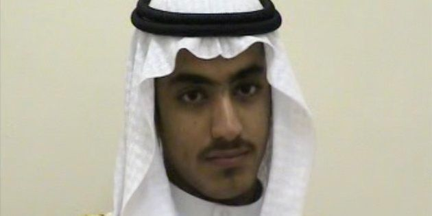 Les État-Unis offrent un million de dollars pour retrouver Hamza Ben Laden (ici lors de son mariage,...