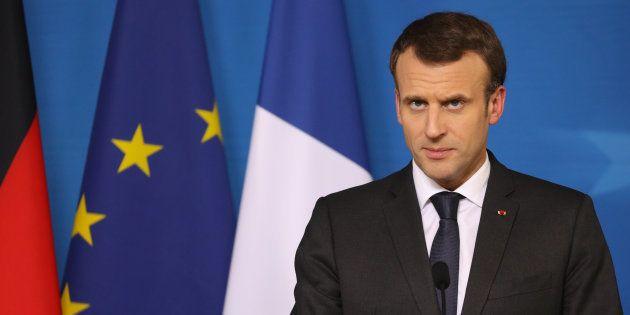 D'après des Kurdes reçus par Macron à l'Élysée, la France va envoyer des troupes en