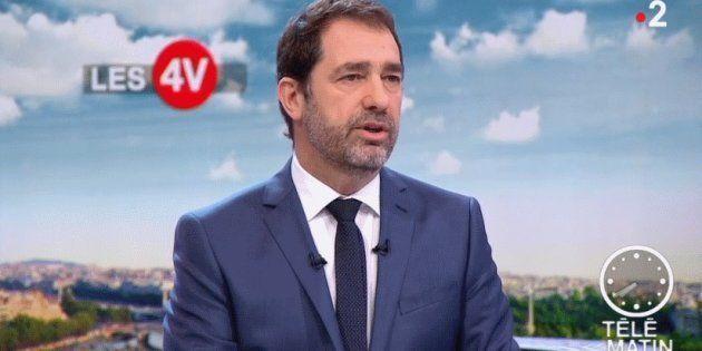 Sur France 2, Christophe Castaner a lancé une alerte au sujet des radars