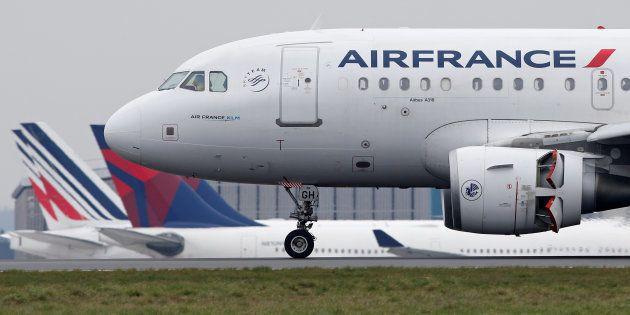 Grève à Air France, un quart des vols annulés ce