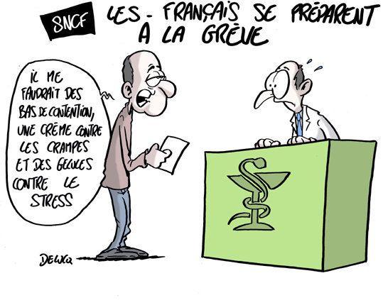 Comment les Français se préparent aux grèves des