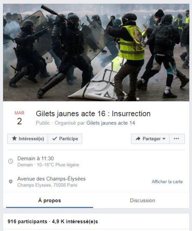 A Paris, plusieurs évènements sont prévus au départ de l'Arc de