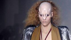 À la fashion week parisienne, ce défilé était le plus