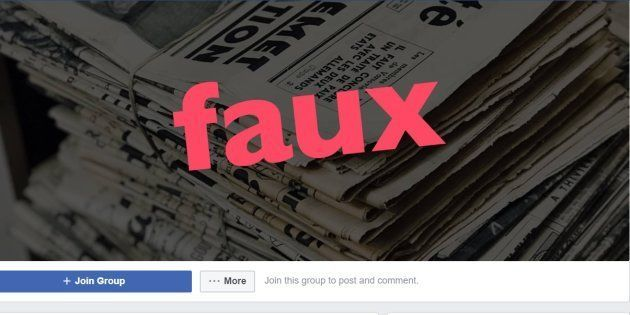 La République En Marche va lancer un groupe public non-partisan sur Facebook pour combattre les fake