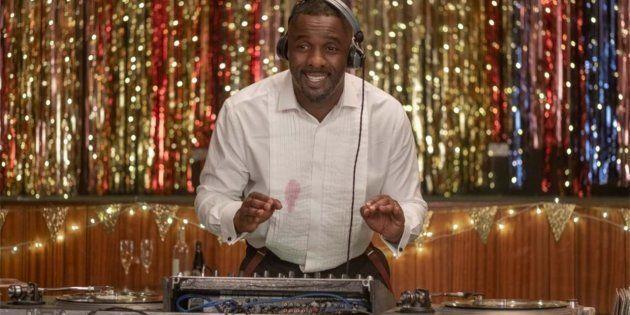 Idris Elba, alias Charlie