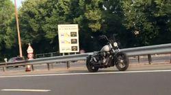 Le mystère de la moto fantôme (presque)