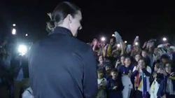 Ibrahimovic reçoit un accueil digne de Zlatan dès son arrivée à Los