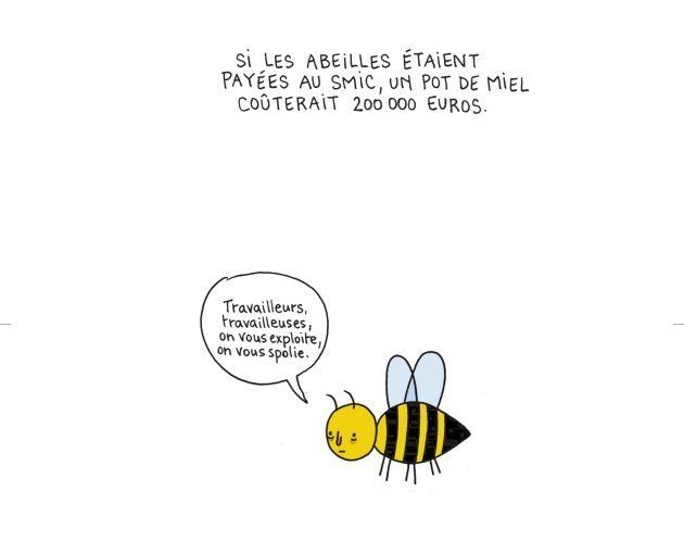 À quel point les abeilles sont exploitées pour leur miel, en un