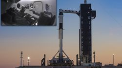 SpaceX lance Crew Dragon, sa capsule qui doit envoyer l'homme dans