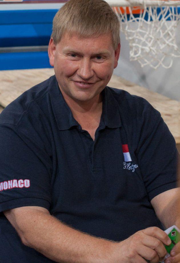 Le N°1 mondial de bridge, Geir Helgemo. Le Norvégien de 59 ans joue sous les couleurs de la principauté...