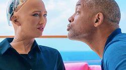 Ce robot humanoïde n'a pas été sensible du tout aux charmes de Will