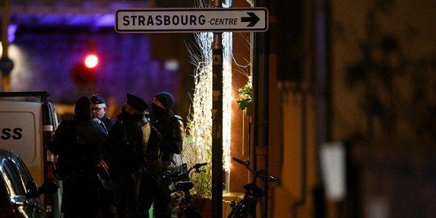 Le 11 décembre, Chérif Chekatt avait tué 5 personnes et en avait blessé une dizaine d'autres lors d'une...