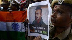 Le Pakistan remet à l'Inde un pilote capturé au Cachemire dans un