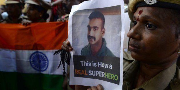 Le lieutenant-colonel Abhinandan Varthaman avait été capturé après la destruction de deux avions indiens...