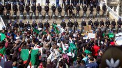 Après les manifestations massives en Algérie, le silence radio du camp