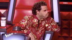 La boulette de Mika face à ce candidat de