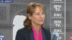 Royal a voté pour la candidate En Marche contre Batho, son ancienne