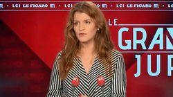 Marlène Schiappa recadre Aurélien Taché qui comparait voile et