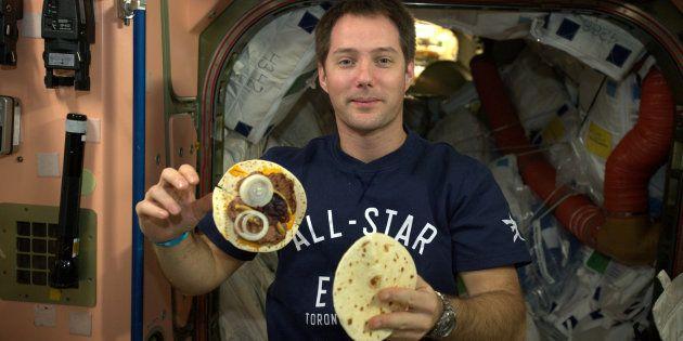 Les astronautes de l'ISS vont pouvoir se faire du pain frais tous les