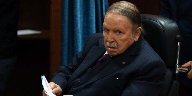 Bouteflika promet une nouvelle élection où il ne sera pas candidat s'il est