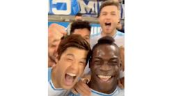 En plein match, Balotelli diffuse sur Instagram la célébration de son