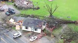 Au moins 23 morts après le passage d'une tornade en