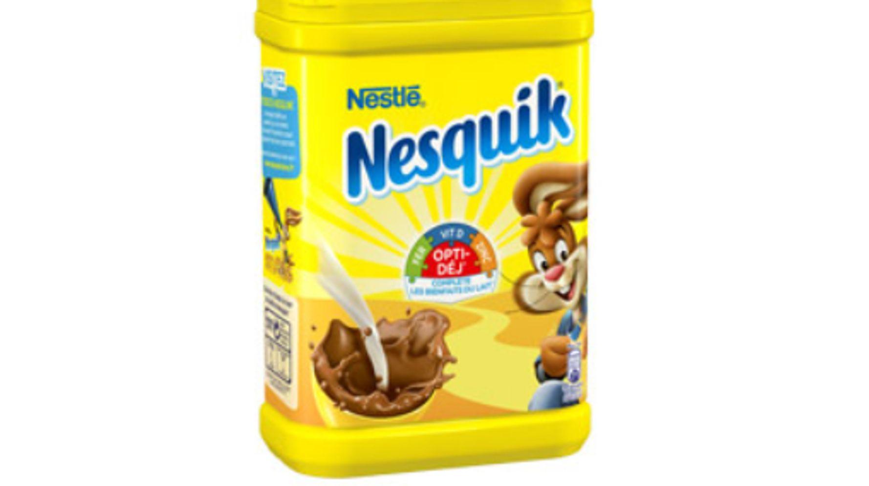 La Boite Jaune Prix non, nesquik n'enterre pas sa fameuse boîte jaune | le