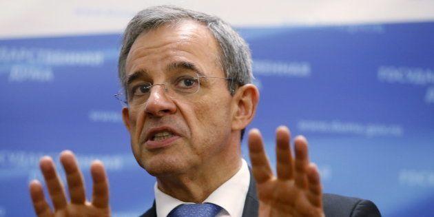 Thierry Mariani, ex-ministre de Nicolas Sarkozy, pourrait être en troisième position sur la liste du...