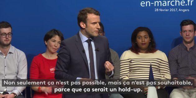 Macron pensait qu'un parti hégémonique à l'Assemblée
