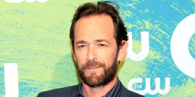 Luke Perry, star