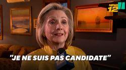 Hillary Clinton ne sera pas candidate à l'élection américaine de
