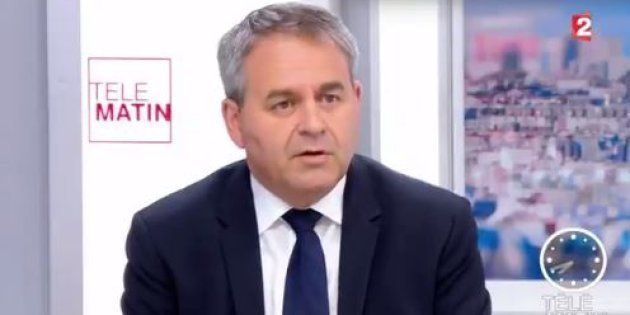 Pour Xavier Bertrand, Macron doit s'exprimer sur