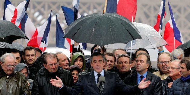 Baroin assure être allé au Trocadéro parce qu'il pensait que Fillon allait