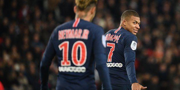 En l'absence de Neymar, Kylian Mbappé a pris ses responsabilités à la pointe de l'attaque