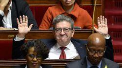 Pourquoi Mélenchon ne réagit pas à la tribune de Macron sur