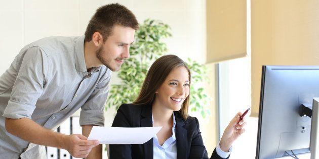 La clé ne serait-elle pas de mener des réflexions ensemble, femmes, hommes, managers, collaborateurs,...