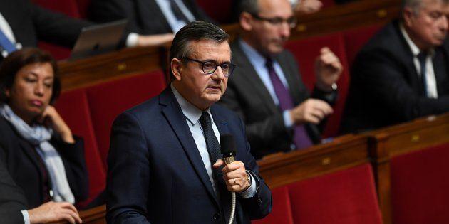 Yves Jégo veut une loi pour réquisitionner les cheminots