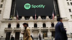 Spotify vaut 29,5 milliards de dollars après ses premiers pas réussis à Wall