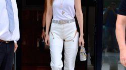Gigi Hadid fait sensation dans un jean