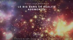 Explorez le Big Bang et d'autres découvertes scientifiques avec ce nouveau projet de