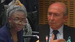 Attaqué par Danièle Obono, Collomb répond avec le dérapage de l'ex-insoumis Stéphane