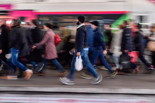 Grève SNCF: Le taux de grévistes en baisse par rapport à mardi, reprise progressive du trafic
