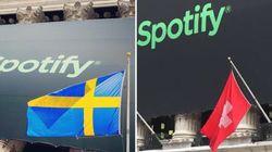 La Suède a été confondue avec la Suisse à Wall Street, mais elle a