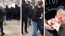 À Tolbiac, deux incidents violents font craindre une escalade par