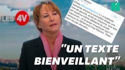 Royal compare Macron à Mitterrand, la gauche rit