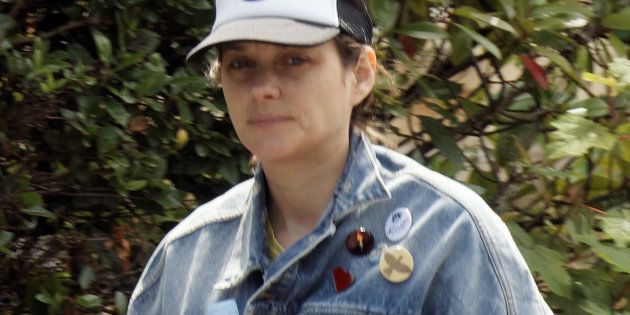 Marion Cotillard au Festival du film romantique de Cabourg le 15 juin