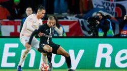 Le PSG éliminé de la Ligue des champions par Manchester