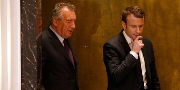 Pourquoi Macron a pris le risque de fâcher Bayrou sur la