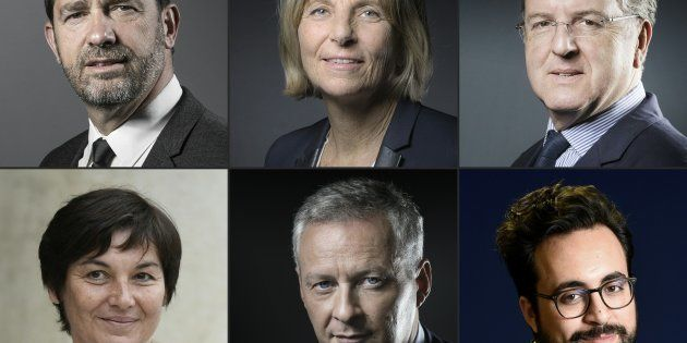 Les six ministres d'Emmanuel Macron vont-ils pouvoir rester au
