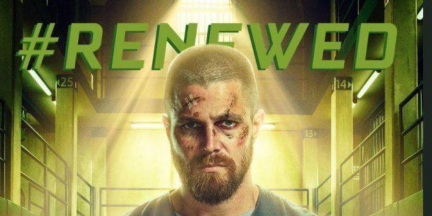 Stephen Amell a incarné Oliver Queen/Green Arrow pendant plus de sept